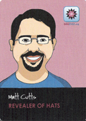 Werewolf Matt Cutts